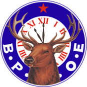 Orlando Florida ELKS LODGE #1079  Logo
